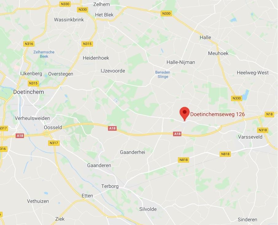 Life coaching Achterhoek - Doetinchemseweg Westendorp